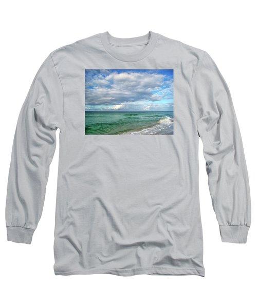 Sea And Sky - Florida Long Sleeve T-Shirt
