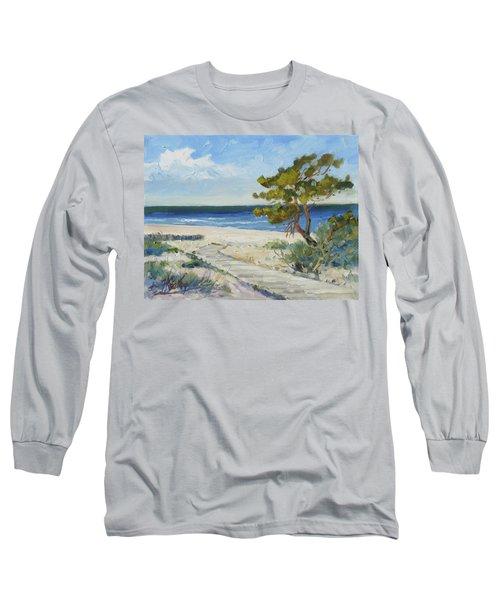 Sea Beach 6 - Baltic Long Sleeve T-Shirt