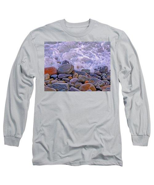 Sea Covers All  Long Sleeve T-Shirt