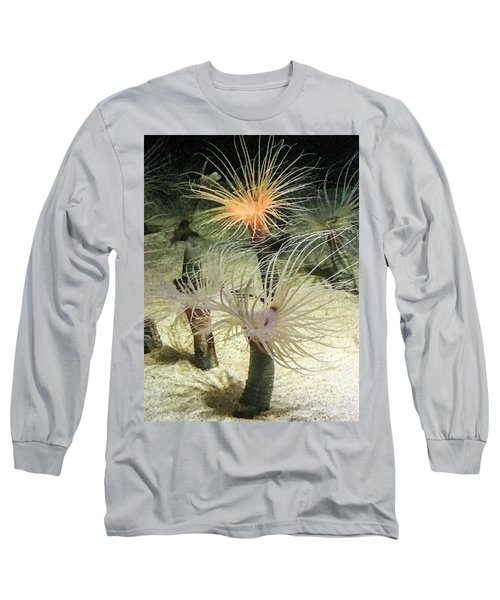 Sea Flower Long Sleeve T-Shirt