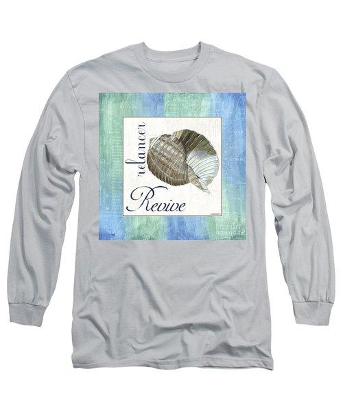Sea Glass 4 Long Sleeve T-Shirt