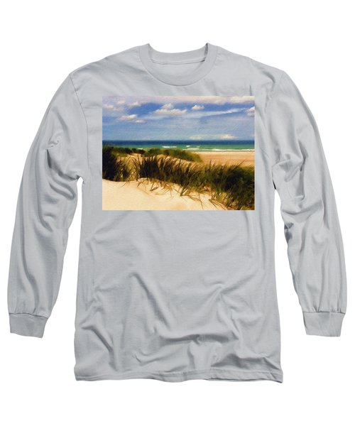 Sea Grass Long Sleeve T-Shirt