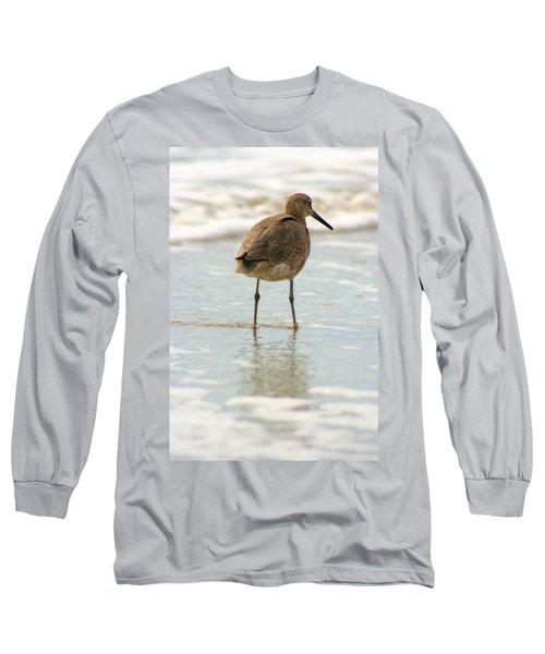 Sea Shore Stroller Long Sleeve T-Shirt