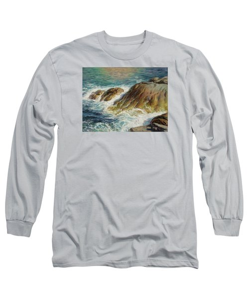 Sea Symphony. Part 2. Long Sleeve T-Shirt