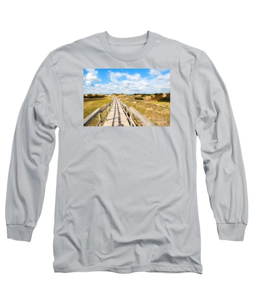 Seabound Boardwalk Long Sleeve T-Shirt