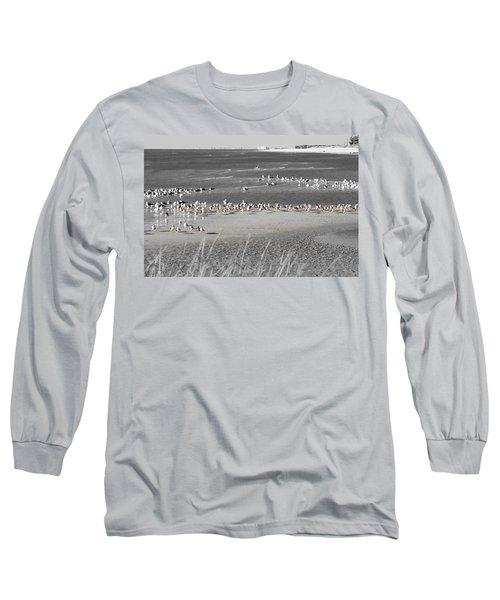 Seascape Gulf Coast, Ms F10u Long Sleeve T-Shirt