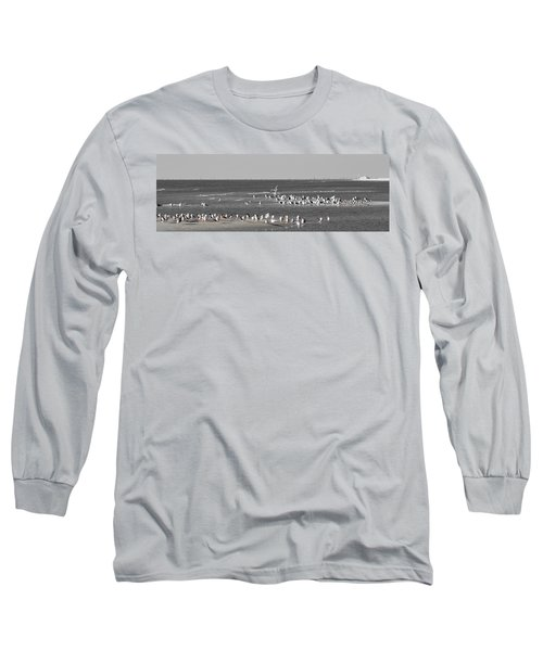 Seascape Gulf Coast, Ms F20c Long Sleeve T-Shirt