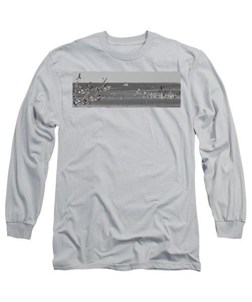 Seascape Gulf Coast, Ms F20e Long Sleeve T-Shirt