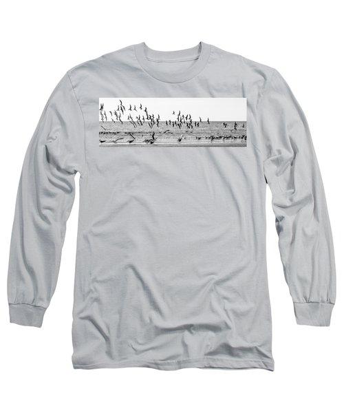 Seascape Gulf Coast, Ms F30p Long Sleeve T-Shirt