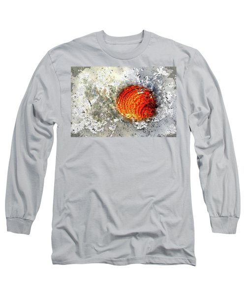 Seashell Art  Long Sleeve T-Shirt
