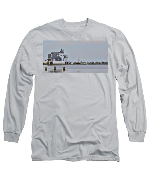 Seaside Park Yacht Club Long Sleeve T-Shirt