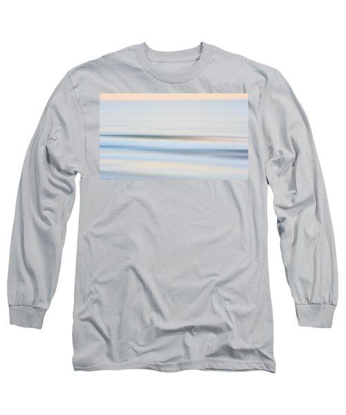Seaside Waves  Long Sleeve T-Shirt by Glenn Gemmell