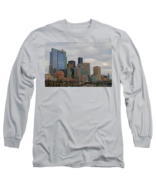 Seattle  Long Sleeve T-Shirt
