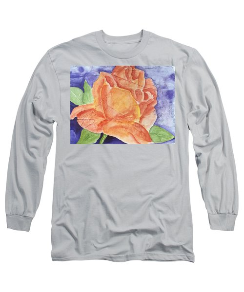Second Rose Long Sleeve T-Shirt