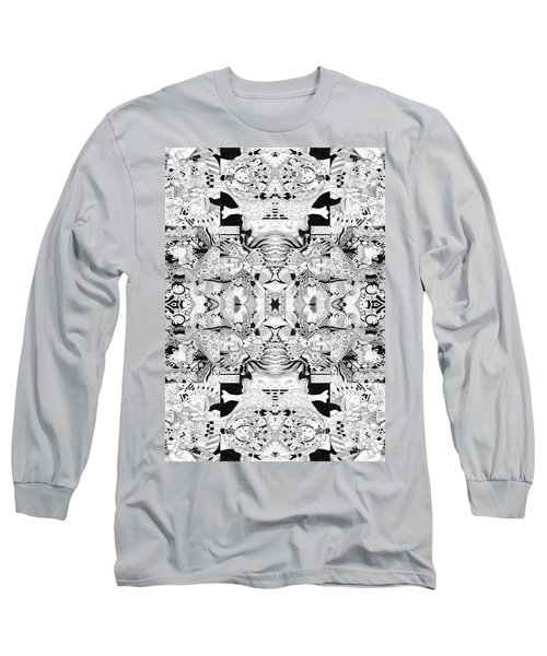 Second Sight 2 Long Sleeve T-Shirt