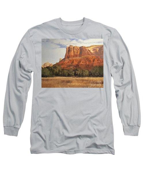 Sedona Afternoon In May Long Sleeve T-Shirt
