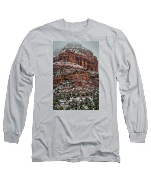 Sedona Snow Long Sleeve T-Shirt