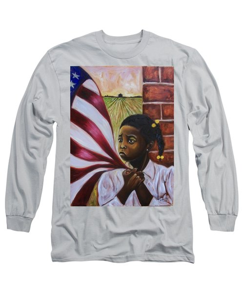 See Yourself Long Sleeve T-Shirt by Emery Franklin