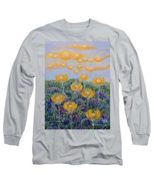 Seeing Through Long Sleeve T-Shirt