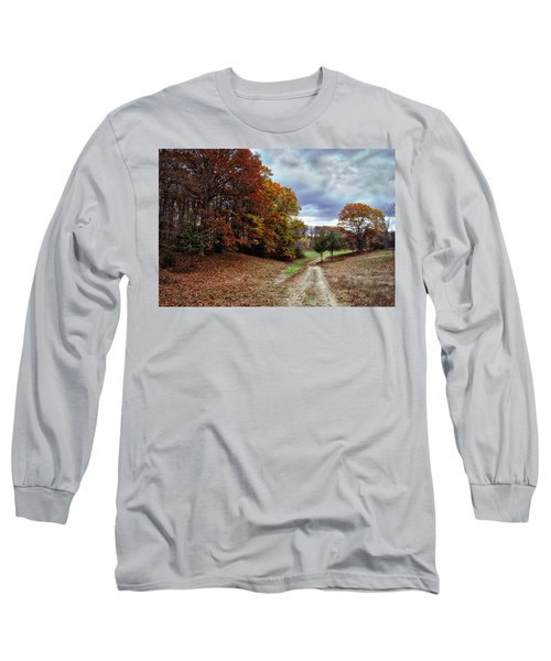 Seldom Traveled 0609 Long Sleeve T-Shirt