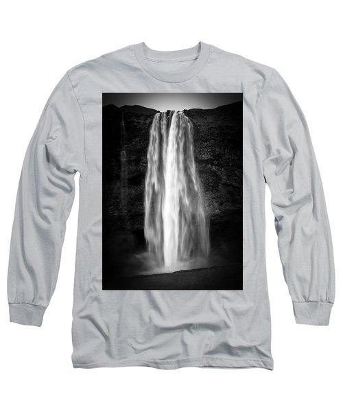 Seljalendsfoss Long Sleeve T-Shirt