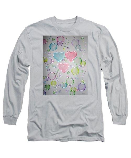 Sentiments Long Sleeve T-Shirt
