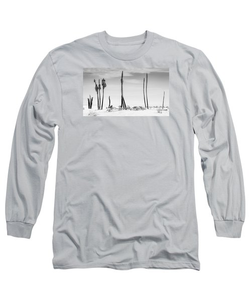 Sentinels Of The Salton Sea Long Sleeve T-Shirt