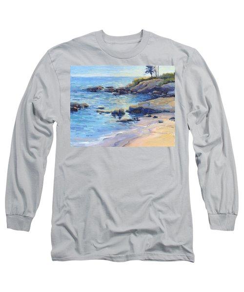 September Light / Laguna Beach Long Sleeve T-Shirt
