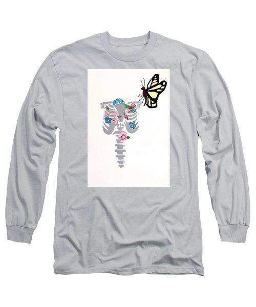 It's A Beautiful Life Long Sleeve T-Shirt