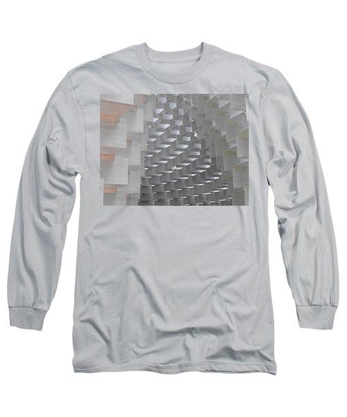 Serpentine Pavilion 09 Long Sleeve T-Shirt