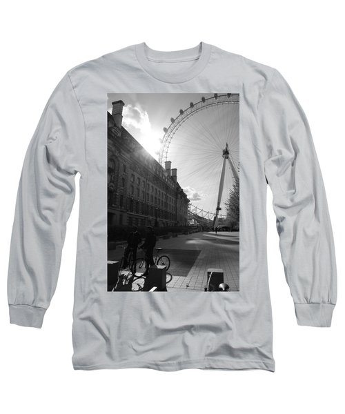 Set Of Wheels Long Sleeve T-Shirt