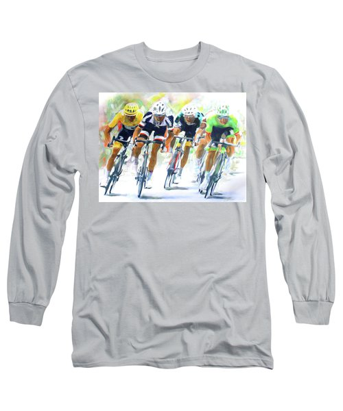 Setting The Pace Long Sleeve T-Shirt