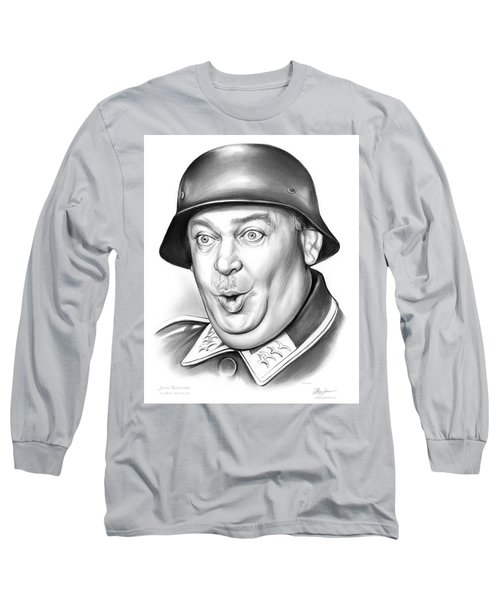 Sgt Schultz Long Sleeve T-Shirt