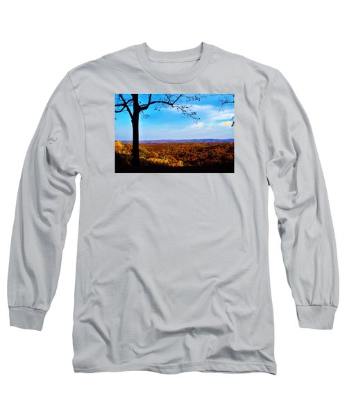 Shadow To Light Long Sleeve T-Shirt