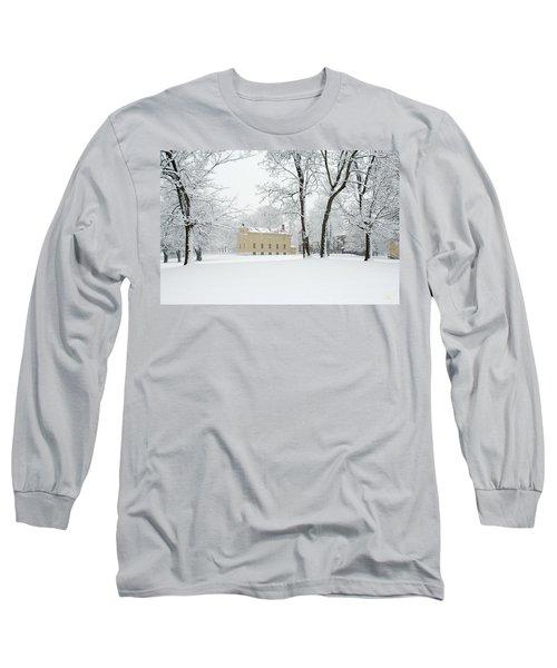 Shaker Winter Long Sleeve T-Shirt