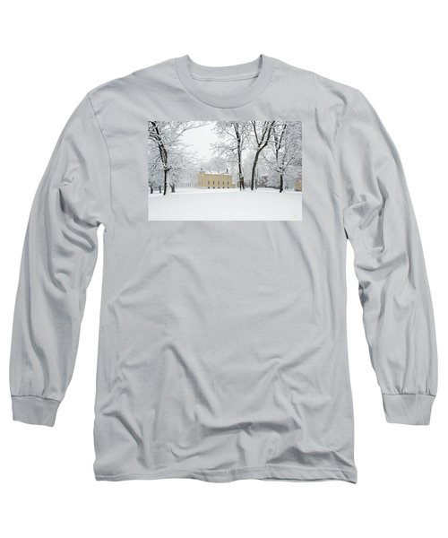 Shaker Winter Long Sleeve T-Shirt