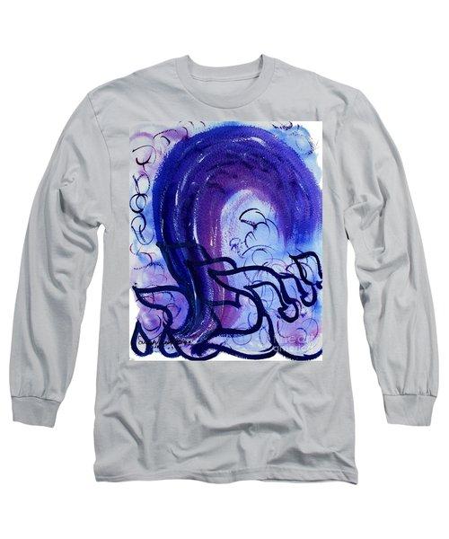 Shekhinah  Shechina Shchina Long Sleeve T-Shirt
