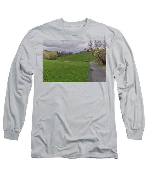 Shelburne Country Road Long Sleeve T-Shirt