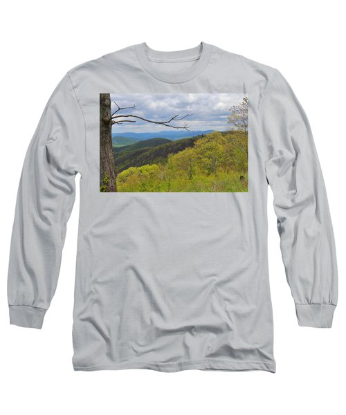 Shenandoah National Park Long Sleeve T-Shirt
