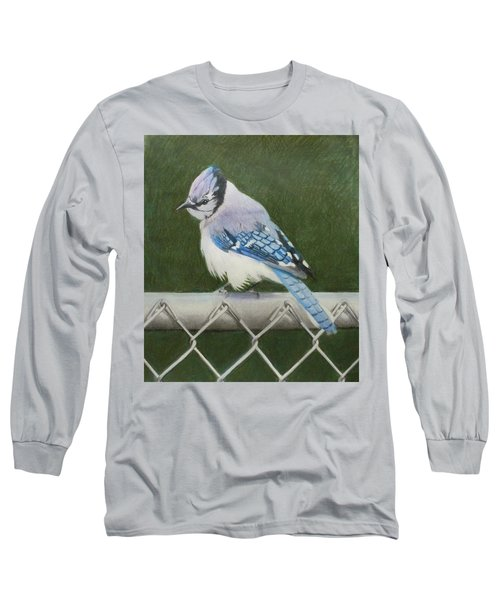 Sherrie's Bluejay Long Sleeve T-Shirt