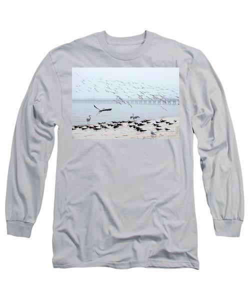 Shorebirds Long Sleeve T-Shirt