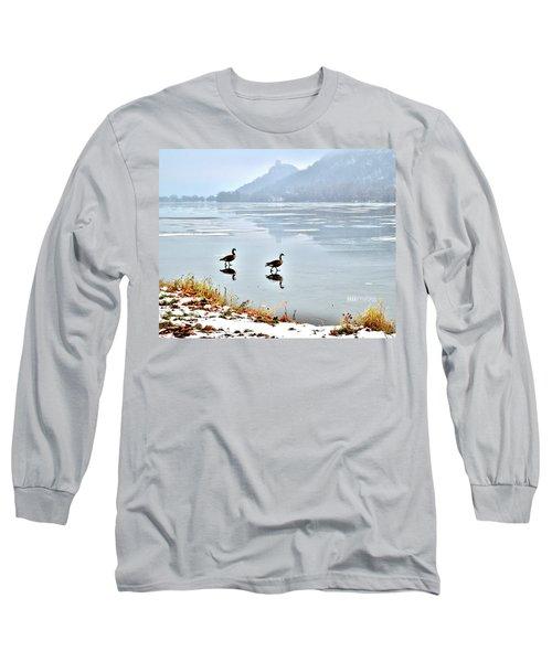 Shortcut Long Sleeve T-Shirt