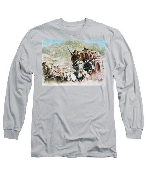 Shot Gun Long Sleeve T-Shirt