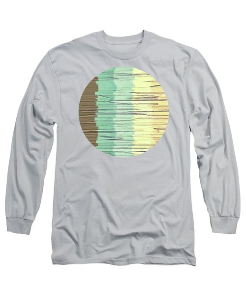 Shreds Of Color 2 Long Sleeve T-Shirt
