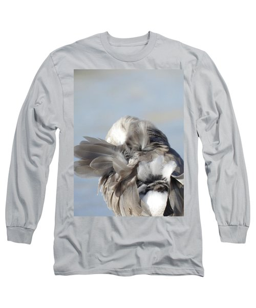 Shuffling Long Sleeve T-Shirt