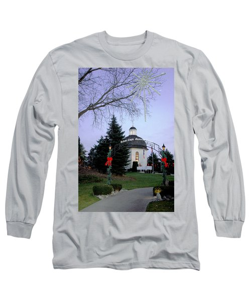 Silent Night Chapel Long Sleeve T-Shirt