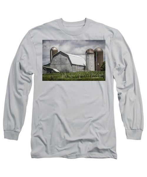 Silos Standing Long Sleeve T-Shirt