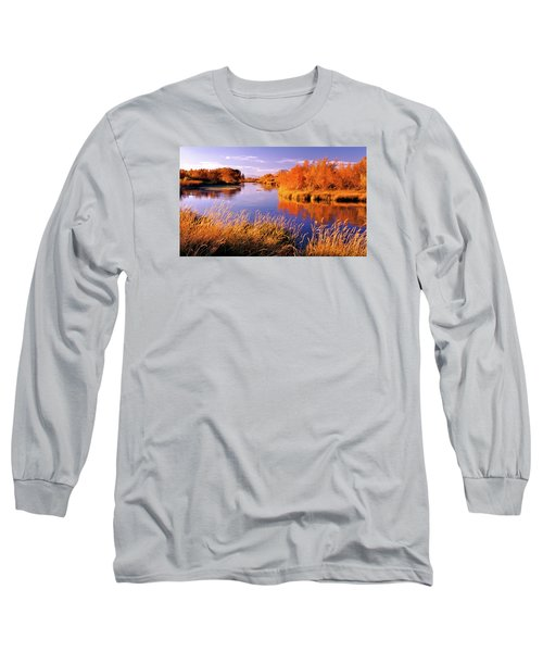 Silver Creek Fly Fishing Only Long Sleeve T-Shirt