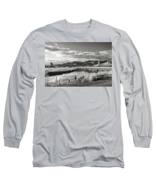 Silver Creek Long Sleeve T-Shirt