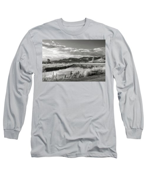Silver Creek Long Sleeve T-Shirt